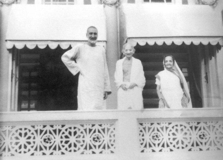 مهاتما گاندی، عبدالغفارخان و فلسطین امروز