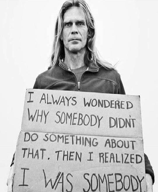 پس چرا هیچ کس کاری نمی کنه؟